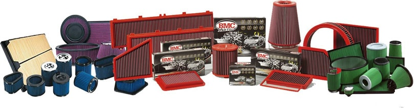 filtre à air BMC - piece moto quad