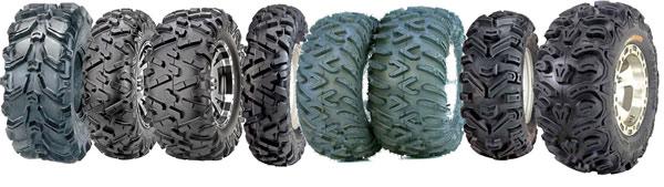 pneu quad randonnée