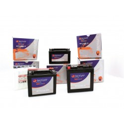 Batterie TECNIUM BTZ14S-BS conventionnelle avec pack acide