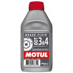 Brake fluid 3&4 bidon de 500ml