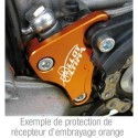 Protections recepteur d'embrayage