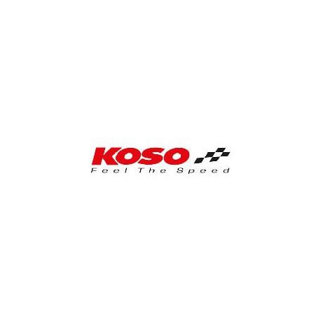 Fixation de capteur de vitesse M8 Koso S-Type