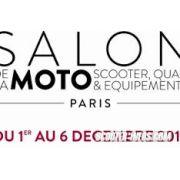 Salon de Paris 2015, moto, quad, scooter, équipements,